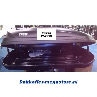 Thule Pacific M black
