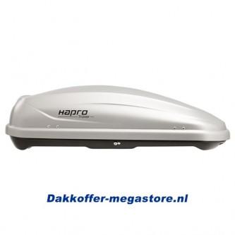 Hapro Traxer 4.6 silver grey